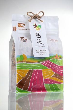 【粗味】養生配方十穀米