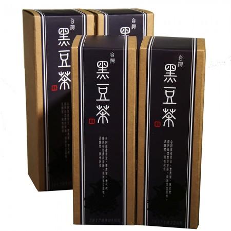 【源順】台灣養生黑豆茶16包/盒(四盒)