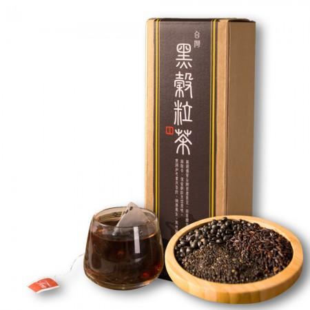 【源順】台灣黑穀粒茶16包/盒(兩盒)