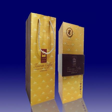 【山海觀莊園】台灣精品濾泡式咖啡禮盒(25包入)