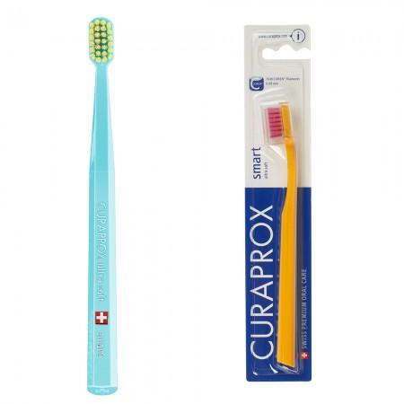 【CURAPROX】 酷瑞絲 CS Smart 精巧牙刷 7600