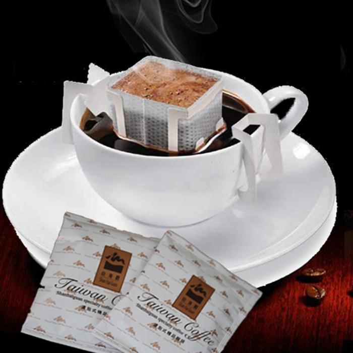 【山海觀莊園】瀘泡式咖啡散裝(100包)