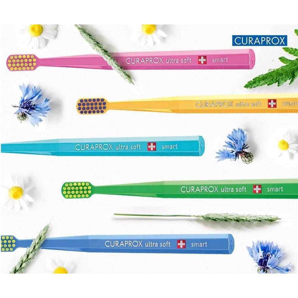 【CURAPROX】 酷瑞絲 CS Smart 精巧牙刷(7600)五支特惠組