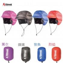 【Chinook】防寒羽絨帽 Down Hiking Cap(露營登山用具)