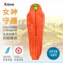 【CHINOOK】女神系列露營登山睡袋20805M