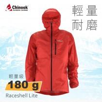 【CHINOOK】輕量耐磨防水透濕氣外套91002