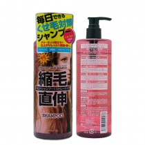 【Manis】馬尼斯日本捲毛對策洗髮精