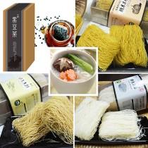 【源順】養生黑豆茶+糙米米粉綜合組