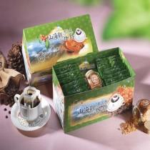 【山海觀莊園】濾泡式咖啡盒裝(20包)