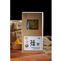 【源順】有機薑黃糙米糆條/盒-無麩質