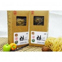 【源順】有機糙米麵條10盒(糙米+薑黃+蕎麥)