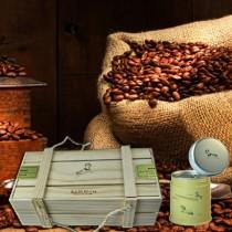 【山海觀莊園】古坑精品咖啡豆禮盒