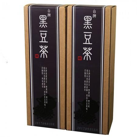 【源順】台灣養生黑豆茶16包/盒(兩盒)