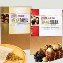 【阿美姐】阿薩姆香菇滷包/蔬果味熟成黑蒜